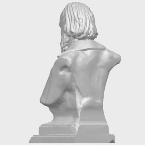 05_TDA0621_Sculpture_of_a_head_of_man_03A05.png Télécharger fichier STL gratuit Sculpture d'une tête d'homme 03 • Plan pour impression 3D, GeorgesNikkei