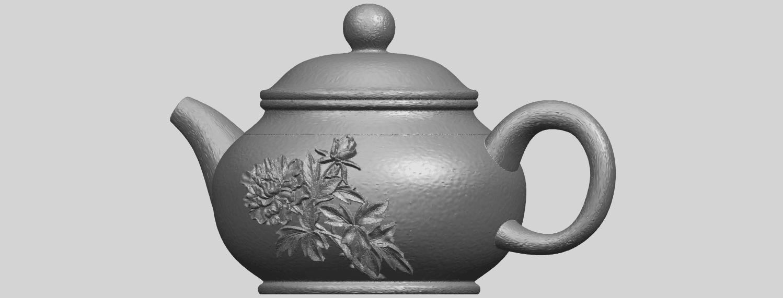 02_TDA0324_Tea_Pot_iiiA02.png Download free STL file Tea Pot 03 • 3D printing template, GeorgesNikkei