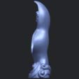 Download free STL file Avalokitesvara Bodhisattva (with Lotus Leave) 03 • 3D printer design, GeorgesNikkei