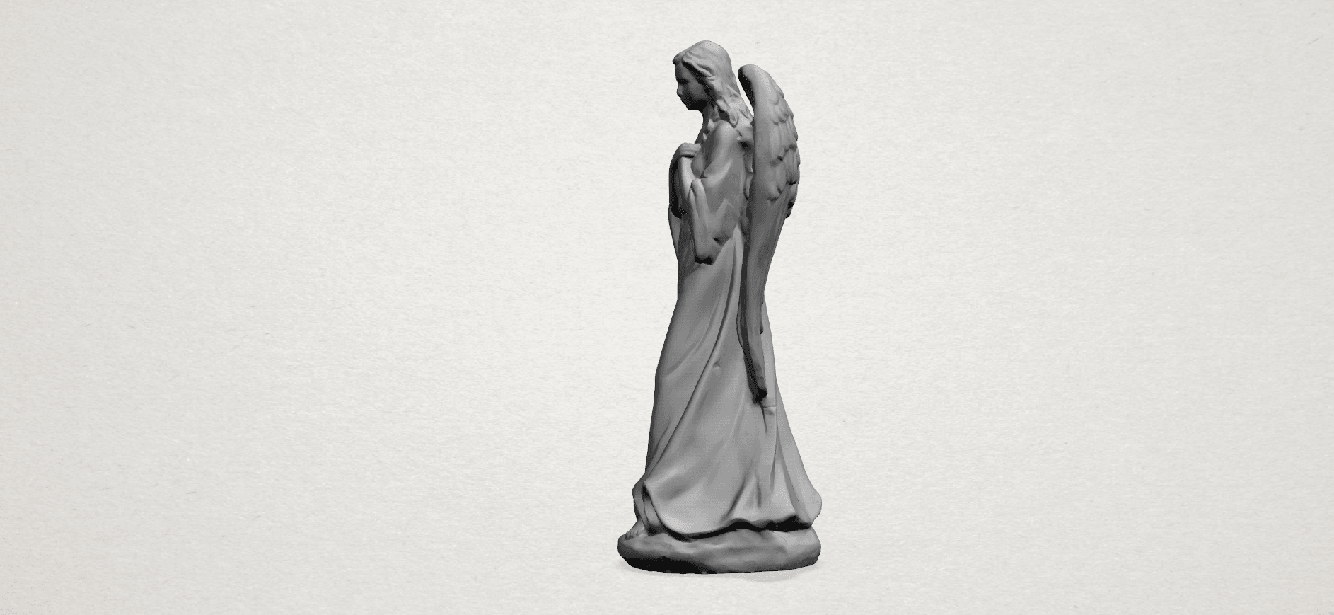 Angel C02.png Download free STL file Angel 01 • 3D printer object, GeorgesNikkei