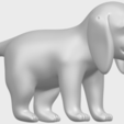 15_TDA0533_Puppy_01A02.png Download free STL file Puppy 01 • 3D printer template, GeorgesNikkei