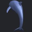 27_TDA0613_Dolphin_03B03.png Télécharger fichier STL gratuit Dauphin 03 • Objet pour impression 3D, GeorgesNikkei