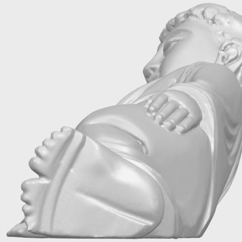 06_TDA0179_Sleeping_Buddha_(i)_88mmA04.png Download free STL file Sleeping Buddha 01 • 3D printable design, GeorgesNikkei