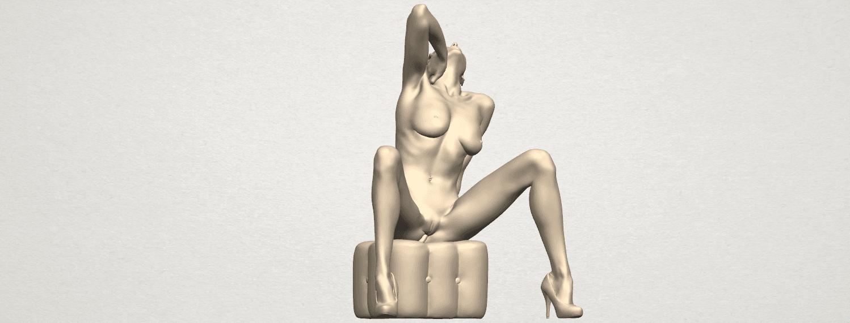 TDA0289 Naked Girl B06 10.png Download free STL file  Naked Girl B06 • 3D print design, GeorgesNikkei
