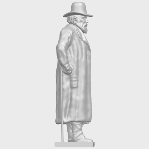 08_TDA0210_Sculpture_of_a_man_88mmA09.png Download free STL file Sculpture of a man 02 • Object to 3D print, GeorgesNikkei