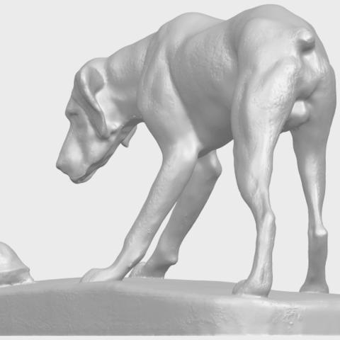 11_Dog_i_62mmA08.png Télécharger fichier STL gratuit Chien 01 • Plan pour impression 3D, GeorgesNikkei