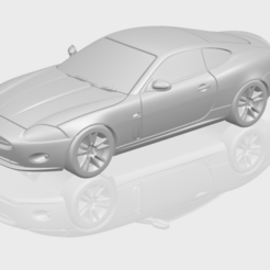 Download free 3D printer model Jaguar X150 Coupe Cabriolet 2005, GeorgesNikkei