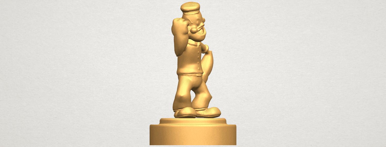 TDA0482 Popeye A07.png Download free STL file Popeye • 3D printer design, GeorgesNikkei