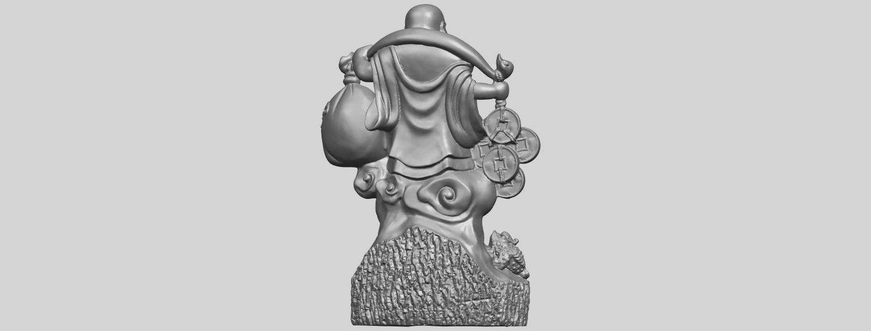 09_TDA0329_Metteyya_Buddha_09A07.png Télécharger fichier STL gratuit Bouddha Metteyya 09 • Modèle imprimable en 3D, GeorgesNikkei