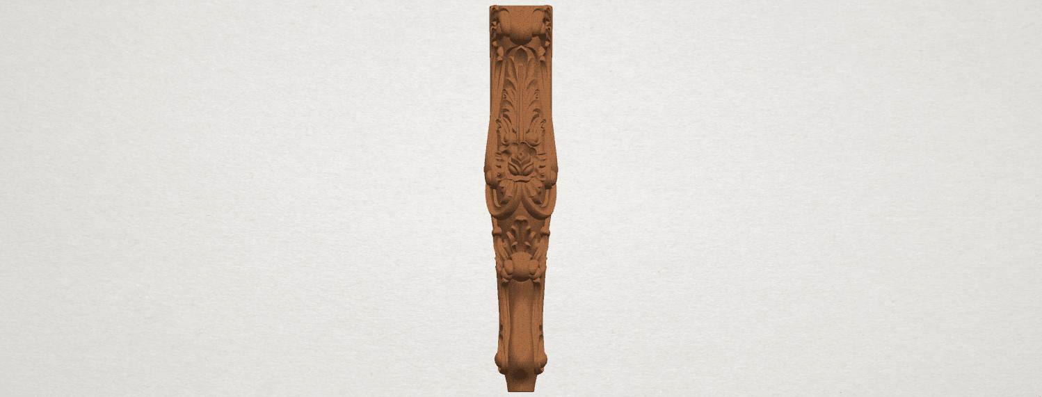 TDA0456 Table Leg (v) A01.png Download free STL file Table Leg 05 • 3D printable template, GeorgesNikkei
