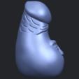 08_TDA0316_Dick_i_cuteB09.png Download free STL file  Dick 01 cute • 3D print design, GeorgesNikkei