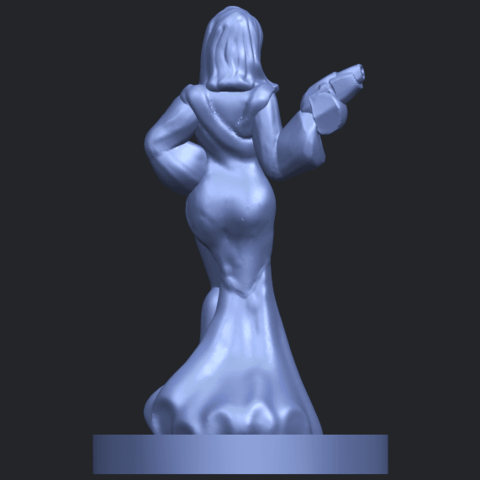 12_TDA0160_Beautiful_Anime_Girls_05_-_88mmB07.png Download free STL file Beautiful Anime Girl 05 • Template to 3D print, GeorgesNikkei