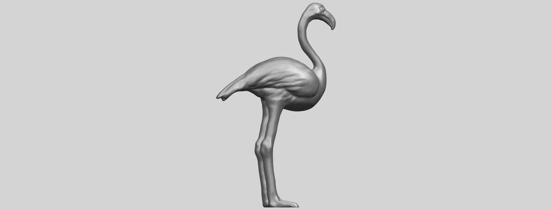 04_TDA0597_Flamingo_01A06.png Download free STL file Flamingo 01 • 3D printing model, GeorgesNikkei