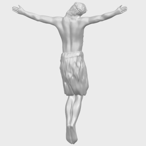04_TDA0232_Jesus_iii_88mmA07.png Download free STL file Jesus 03 • 3D printable template, GeorgesNikkei