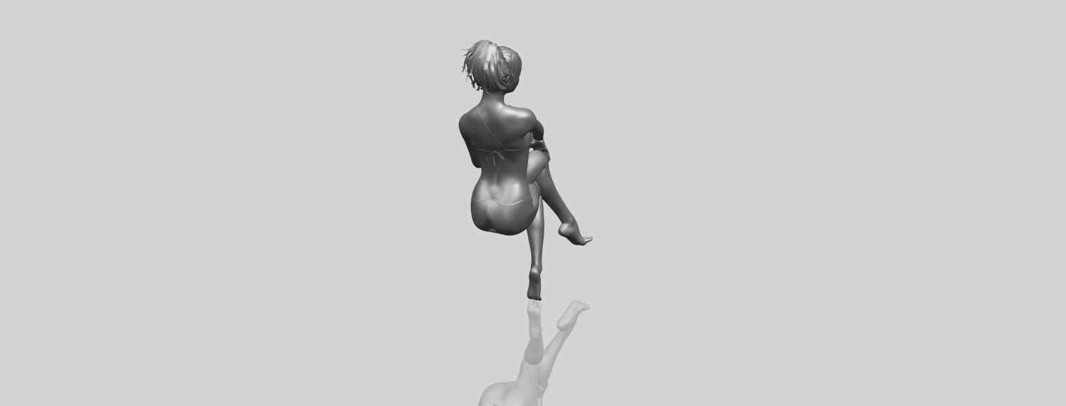 20_TDA0664_Naked_Girl_H02A00-1.png Download free STL file Naked Girl H02 • 3D print object, GeorgesNikkei