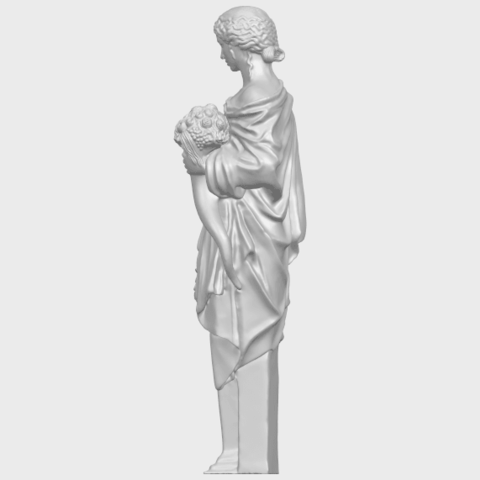05_TDA0261_Sculpture_of_a_girlA04.png Download free STL file Sculpture of a girl • 3D printable model, GeorgesNikkei