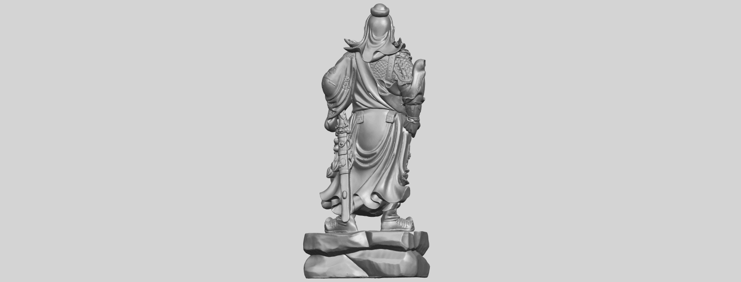 03_TDA0330_Guan_Gong_iiiA07.png Download free STL file Guan Gong 03 • 3D printable template, GeorgesNikkei