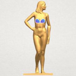 Fichier 3D Fille nue 19, Miketon