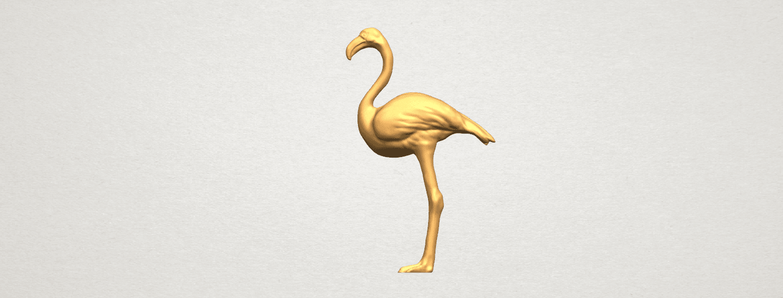 TDA0597 Flamingo 01 A01 ex350.png Download free STL file Flamingo 01 • 3D printing model, GeorgesNikkei