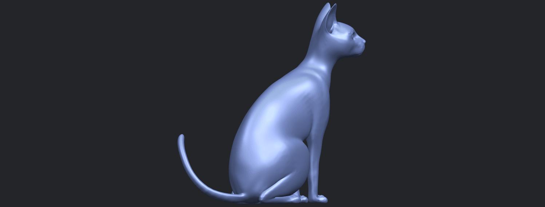 02_TDA0576_Cat_01B08.png Télécharger fichier STL gratuit Chat 01 • Modèle pour imprimante 3D, GeorgesNikkei