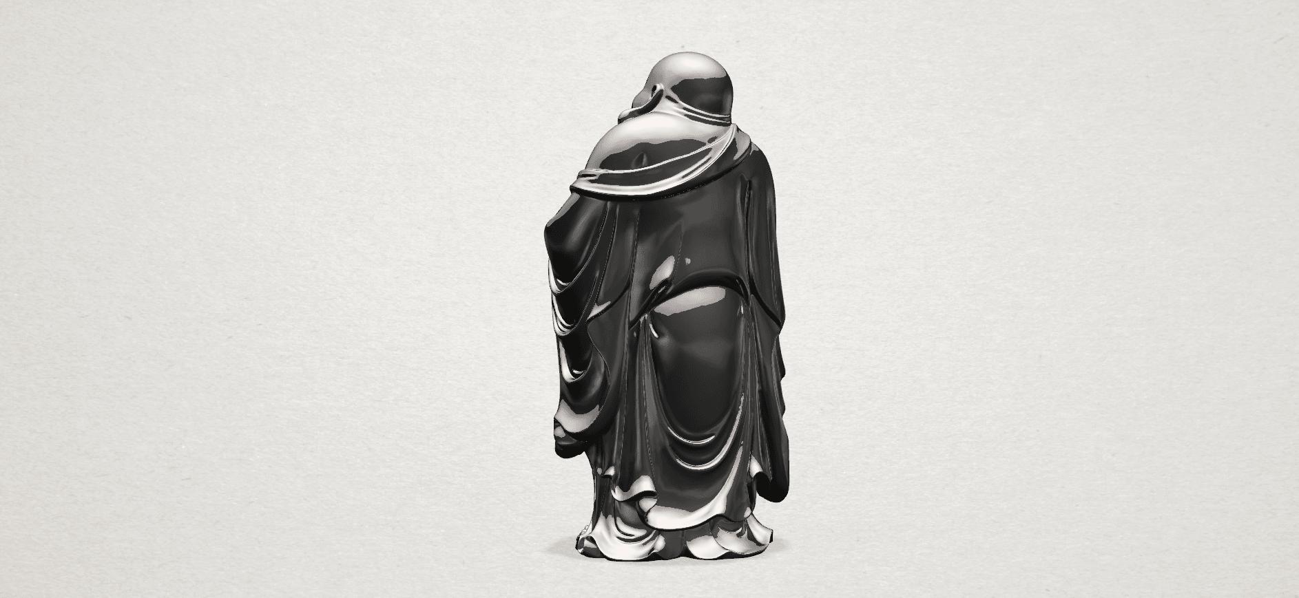 TDA0070 Metteyya Buddha 01 - 88mm - B04.png Download free STL file Metteyya Buddha 01 • 3D print object, GeorgesNikkei