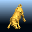 Télécharger fichier STL gratuit Taureau 01, GeorgesNikkei