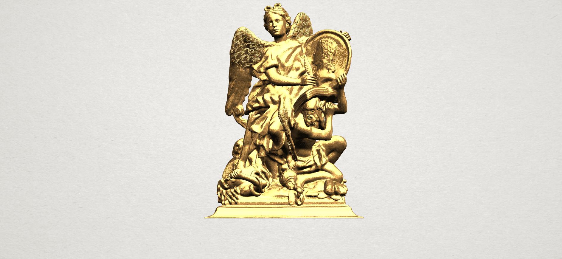 Angel (vi) - A01.png Télécharger fichier STL gratuit Ange 06 • Modèle pour imprimante 3D, GeorgesNikkei