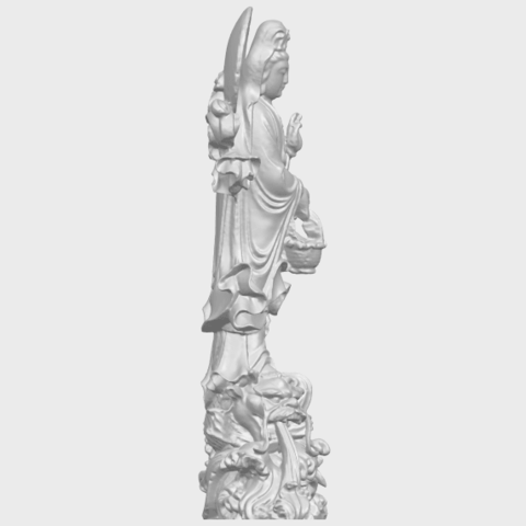 07_TDA0197_Avalokitesvara_Buddha_(with_fish)_(ii)_88mmA09.png Download free STL file Avalokitesvara Bodhisattva (with fish) 02 • 3D printer template, GeorgesNikkei