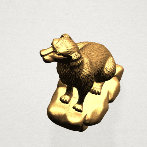 ZChinese Horoscope11-B06.png Download free STL file Chinese Horoscope 11 Dog • 3D print design, GeorgesNikkei