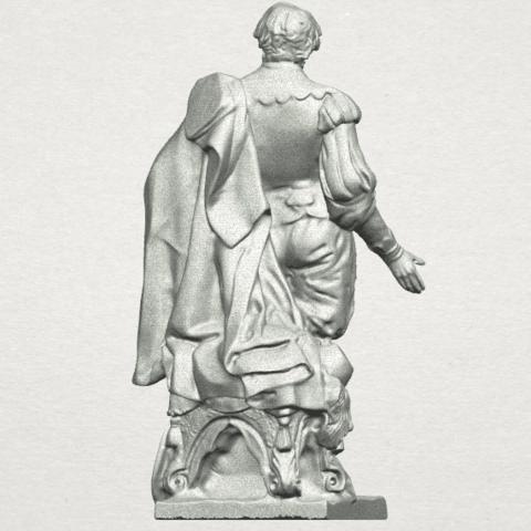 TDA0264 Peter Paul Rubens A05.png Télécharger fichier STL gratuit Peter Paul Rubens • Modèle pour imprimante 3D, GeorgesNikkei