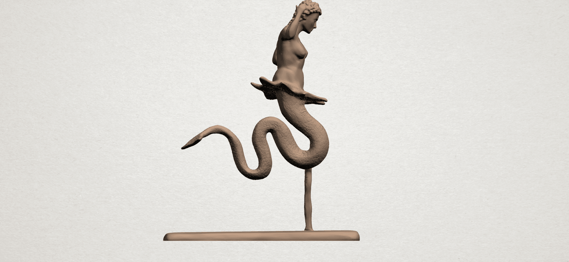 Ophidian A01.png Download free STL file Ophidian • 3D printing template, GeorgesNikkei
