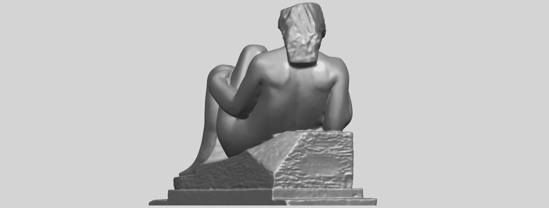 20_TDA0170_Naked_Girl_(xiii)_88mmA08.png Download free STL file Naked Girl 13 • 3D print design, GeorgesNikkei