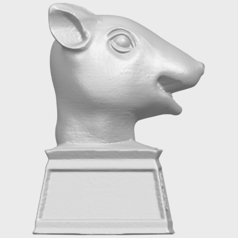 17_TDA0508_Chinese_Horoscope_of_Rat_02A09.png Download free STL file Chinese Horoscope of Rat 02 • 3D printable model, GeorgesNikkei