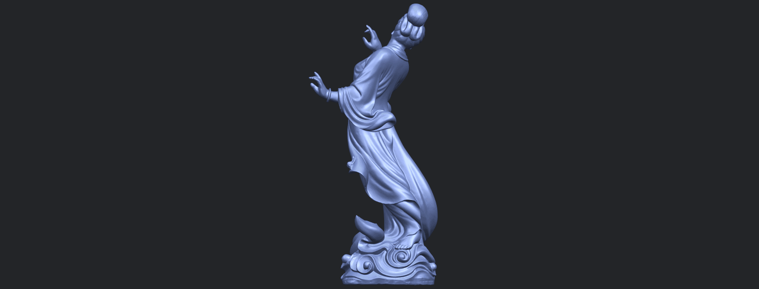 01_TDA0448_Fairy_03B05.png Download free STL file Fairy 03 • 3D printable object, GeorgesNikkei