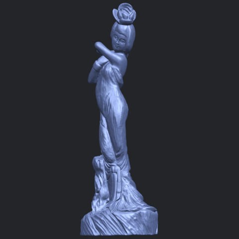 14_TDA0451_Fairy_06B02.png Download free STL file Fairy 06 • 3D printer model, GeorgesNikkei