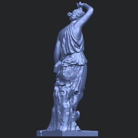 06_TDA0257_Female_WarriorB08.png Download free STL file Female Warrior • 3D print model, GeorgesNikkei
