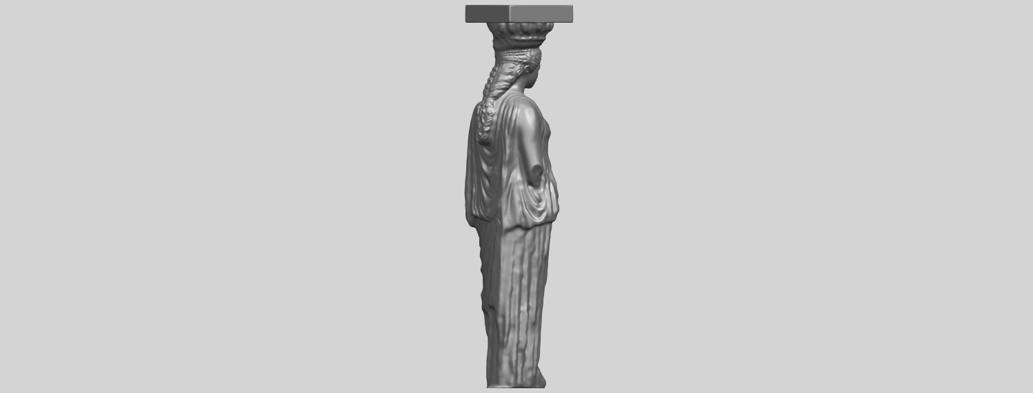 19_Pose_with_Girl_80mmA08.png Download free STL file Pose with Girl • 3D printable template, GeorgesNikkei