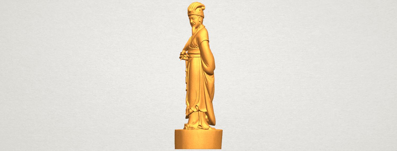 TDA0342 Zhu Ge Liang Kong Ming A03.png Télécharger fichier STL gratuit Zhu Ge Liang Kong Ming Kong Ming • Modèle imprimable en 3D, GeorgesNikkei
