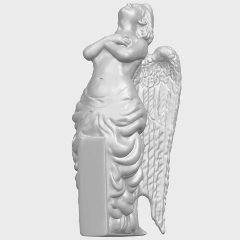 04_Angel_iii_88mmA02.png Download free STL file Angel 03 • 3D printable object, GeorgesNikkei