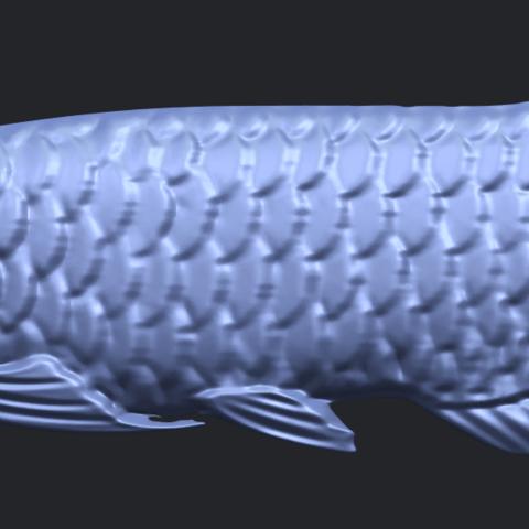 02_Fish_i_100mm_B01.png Download free STL file Fish 01 • 3D printable model, GeorgesNikkei