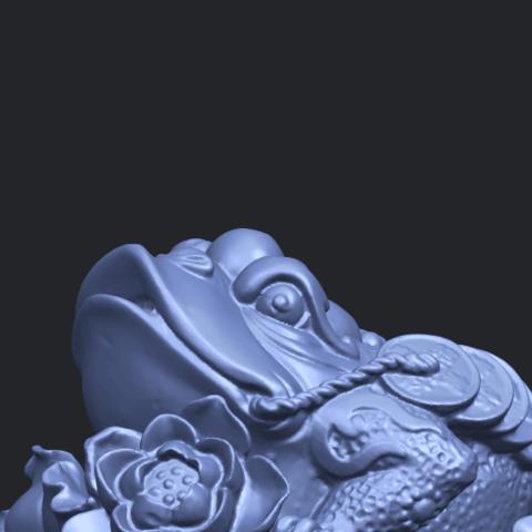 21_TDA0336_The_Golden_ToadA10.png Download free STL file The Golden Toad • 3D printer design, GeorgesNikkei