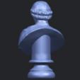 24_TDA0620_Sculpture_of_a_head_of_man_02B06.png Télécharger fichier STL gratuit Sculpture d'une tête d'homme 02 • Design à imprimer en 3D, GeorgesNikkei
