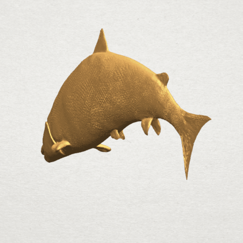 TDA0598 Fish 04 A03.png Download free STL file  Fish 04 • 3D printable object, GeorgesNikkei