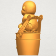 A05.png Download free STL file Monkey A05 • 3D print design, GeorgesNikkei