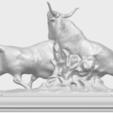 15_Bull_iii_74mm-A01.png Télécharger fichier STL gratuit Taureau 03 • Plan imprimable en 3D, GeorgesNikkei