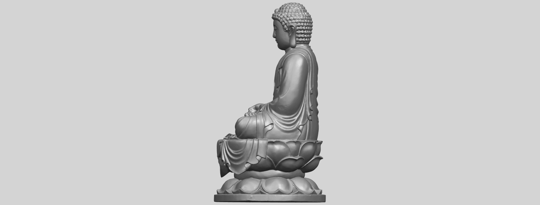 01_TDA0174_Gautama_Buddha_(ii)__88mmA04.png Download free STL file Gautama Buddha 02 • 3D print template, GeorgesNikkei