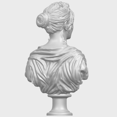 24_TDA0201_Bust_of_a_girl_01A07.png Download free STL file Bust of a girl 01 • Object to 3D print, GeorgesNikkei
