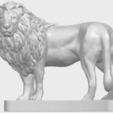 02_TDA0313_Lion_(iii)A01.png Download free STL file Lion 03 • 3D printable template, GeorgesNikkei