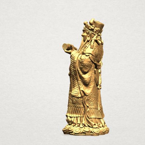 God of Treasure - B04.png Download free STL file God of Treasure • 3D printing model, GeorgesNikkei