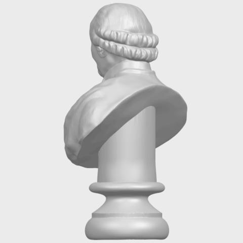 24_TDA0620_Sculpture_of_a_head_of_man_02A05.png Télécharger fichier STL gratuit Sculpture d'une tête d'homme 02 • Design à imprimer en 3D, GeorgesNikkei